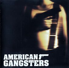 AMERICAN GANGSTERS / CD - TOP-ZUSTAND