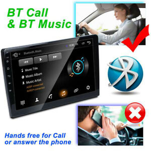 2 Din 9 Inch Android 8.0 Universal Car Radio Double Din Stereo Gps Navigati K4O7