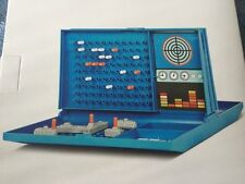 BATTLESHIPS SEA BATTLE FAMILY FUN GAME STRATEGY BOARD COMBAT WAR DESTRUCT