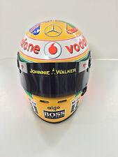 Lewis Hamilton autograph signed 1:2 CASCO 1/2 scala AFTAL COA