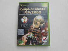 Jeu Microsoft XBOX - COUPE DU MONDE FIFA 2002 Xbox - FR