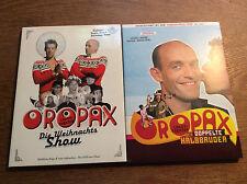 Chaostheater Oropax [2 DVD]  Die Weihnachtsshow + Der doppelte Halbbruder