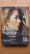 JOSEPH KESSEL - BELLE DE JOUR - LIVRE + DVD - LUIS BUNUEL - CINEMA - C. DENEUVE
