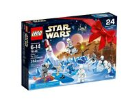 LEGO® Star Wars 75146 Adventskalender Jahr 2016 - NEU / OVP - BLITZVERSAND -