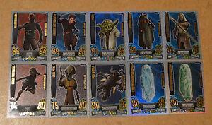 Force Attax Clone Wars Serie 4 LE limitierte Auflage aussuchen Topps Star Wars