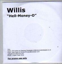 (BR265) Willis, Hell-Money-O - DJ CD