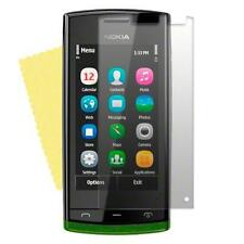 Nokia 500 - 1x film de protection semi rigide + chiffon doux