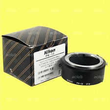 Genuine Nikon PK-13 Auto Extension Tube Ring PK13 for Close-up Photography