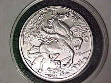 Pegasus The Flying Horse Freedom .999 Fine Silver 1 oz 2013 Dated Round (83116)