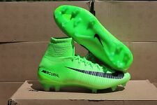 $300 Nike Mercurial Superfly V FG 831940 305 Premium Soccer Cleats Sz 9