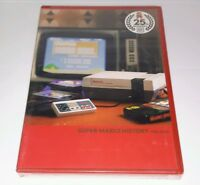 Super Mario 25th Anniversary History 1985-2010 Booklet plus Music CD - RARE!