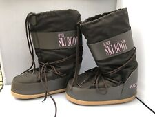 Northbrook Lined Snow Boots Brown Pink Warm Winter After Ski 38-40