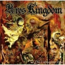 Ares Kingdom - Unburiable Dead [New CD]