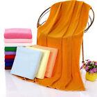Absorbent Microfiber Swim SPA Bath Drying Washcloth Shower Towel 70x140cm NEW