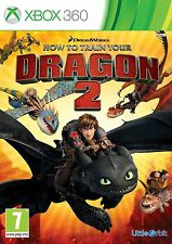 How to Train Your Dragon 2 (Xbox 360) Fun Family Kids Game Adventure Pal NEW!