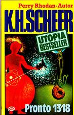 """K. H. Scheer - """" PRONTO 1318 """" (1980) - tb"""