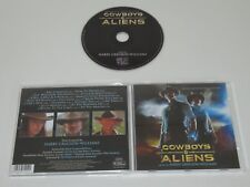 COWBOYS & ALIENS/SOUNDTRACK/HARRY GREGSON-WILLIAMS(VARESE VSD 7103) CD ALBUM
