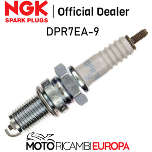 CANDELA NGK DPR7EA-9 PER HONDA 500 GB TT K CLUBMAN 1989/1990 COD.NGK DPR7EA-9