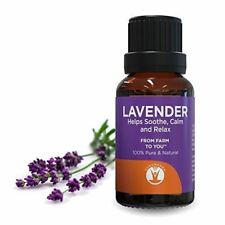 Lavender - 15ml - Essential Oil Blend by GuruNanda - Aromatherapy