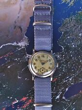 Extremely rare vintage watch MIMO by Girard Perregaux late 30's -  early 40's