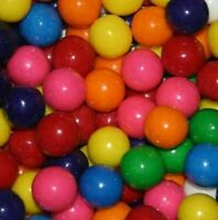 """Bulk Dubble Bubble Assorted Gumballs (3/4"""" 19mm) (Choose Weight From Drop Down)"""