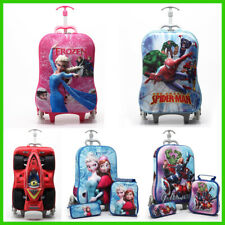 Kids Toddler Carry On 3D Cartoon Suitcase/Luggage
