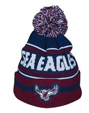 Manly Sea Eagles NRL Classic Winter Pom Pom Beanie! BNWT's!6