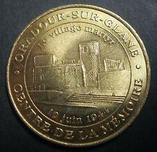 MONNAIE DE PARIS - ORADOUR SUR GLANE - CENTRE DE LA MÉMOIRE - 2001