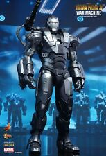 IRON MAN 2 - War Machine 1/6th Scale Diecast Action Figure MMS331D13 (Hot Toys)
