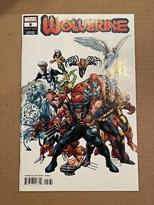 Wolverine #8 (2020) Arthur Adams 1:50 Hidden Gem Variant Cover