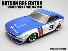 ABC-Hobby 66312 1/10m Datsun 240Z BRE Racing #3
