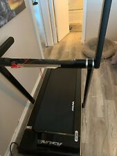 ASUNA 8730G SPACE SAVING TREADMILL WITH SPEAKERS (used only a few times)