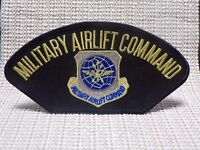 US AIR FORCE MILITARY AIRLIFT COMMAND PATCH