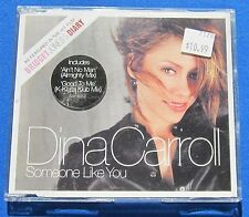 Dina Carroll Someone Like You UK CD Ain't No Man Good To Me Almighty K-Klass