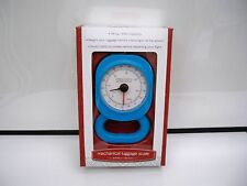 MECHANICAL LUGGAGE SCALE BLUE COLOR