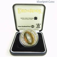 2003 LORD OF THE RINGS SILVER Proof Coin