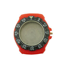 TAG HEUER FORMULA 1 385.513/1 BLACK BEZEL / RED CASE FOR PARTS OR REPAIRS
