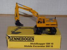 Conrad 2817 1:50 scale Sennebogen SM15 Mobile excavator