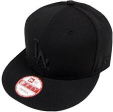 New Era Los Angeles Dodgers Black on Berretto da baseball 9FIFTY EDIZIONE