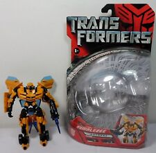TRANSFORMERS 2007 1st MOVIE AUTOMORPH BUMBLEBEE DELUXE ROBOT EUROPEAN CARDED