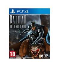 Juego Fox (warner) PlayStation 4 Batman - el enemigo dentro (telltale) Nu...