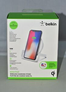 Belkin Boost Up Wireless Charging Stand 10W – wireless Charger White
