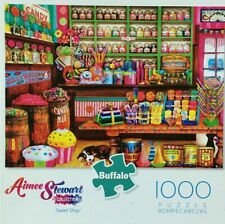 Sweet Shop by Aimee Stewart [Candy Shoppe] Collection 1000 Piece Puzzle EUC!
