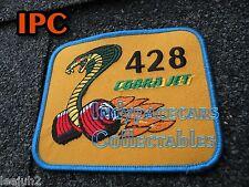 FORD 427 COBRA 9*3 CM NEUF A421 //// ECUSSON PATCH AUFNAHER TOPPA