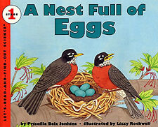 Let's-Read-And-Find-Out Science 1 A Nest Full of Eggs (pb)Priscilla Belz Jenkins