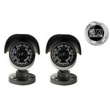 Yale Smart Living HD720 Outdoor CCTV Camera Twin Pack (HDC-303G-2) New, Free P&P