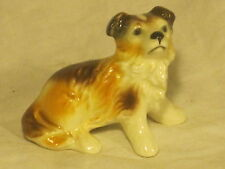 *damaged ear vintage Goebel West Germany dog figure doggy pup collie 080 107 ?