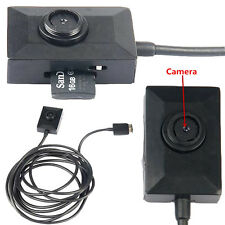 Mini HD Spy DVR Hidden Camera 2  Meter Line USB Cable Buttons Video Recorder Cam