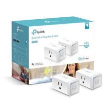 Kasa Smart Wi-Fi Plug Mini by TP-Link (2pack) HS105KIT Refurbished