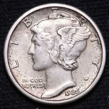 1926 Mercury Dime CHOICE AU+/UNC FREE SHIPPING E560 AF